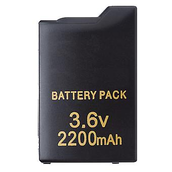 2200mah 3.6v Rechargeable-battery Pack Replacement For Sony Psp 1000 Console