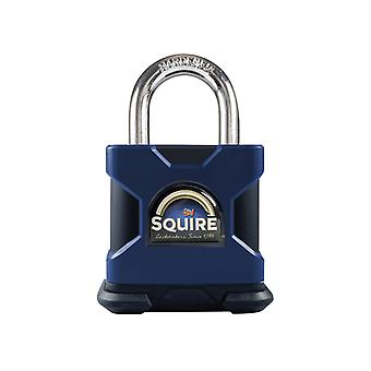 Henry Squire SS50s Stronghold Solide En acier cadenas 50mm CEN4 HSQSS50S