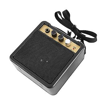 Mini Guitar Amplifier With Back Clip Speaker Guitar Accessories For Acoustic