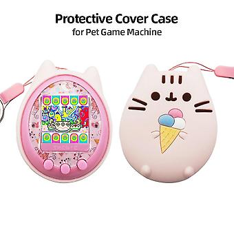 Protective Cover Shell, Pet Game Machine, Silicone Case For Cartoon Electronic
