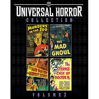 Universal Horror Collection: Bind 2 [Blu-ray] USA import