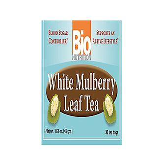 Bio Nutrition Inc White Mulberry Leaf Tea, 30 Bags