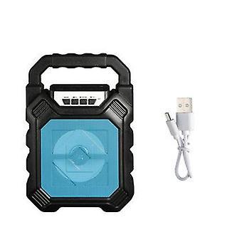 Mini Portable 5W Wireless Bluetooth Bunte LED-Lautsprecher