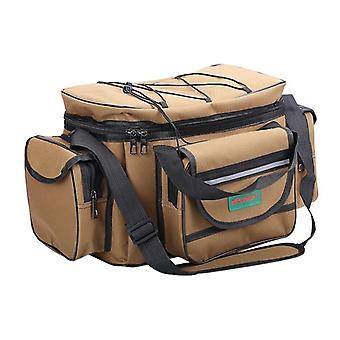 Sac de pêche Reel Lure Bag, Sac à dos de pêche multifonction Sac à dos Casetackle