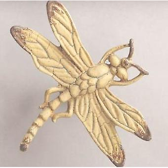 Alloy Dragonfly Door Handle, Cupboard Drawer Pull Kitchen Cabinet Wardrobe