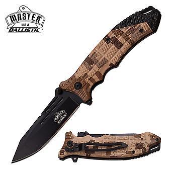 MASTER - A040DG - Folding Knife