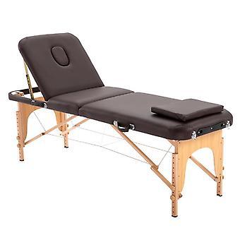 Spa Table  Adjustable Massage Salon Bed