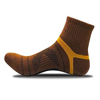 Merino Wool Ankle Cotton Socks Herren Socken Basketball Sports Compression Sock