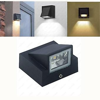 Single Head Led Wall Lamp Waterproof Ip65 Garden Corridor Outdoor Indoor Sconce