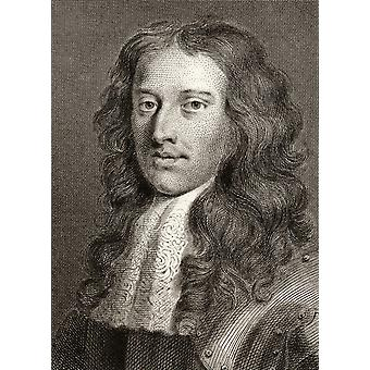 William Iii Of England Scotland And Ireland 1650-1702 Aka William Of Orange19Th Century Print Engraved By Andrew Duncan From The Painting By Debaan PosterPrint