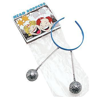 Bristol Neuheit Kinder/Kinder Sparkly Head Boppers (Pack von 12)