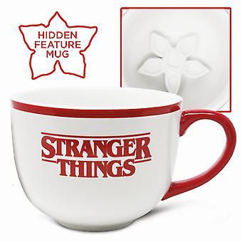 Stranger Things Demogorgon Mugg