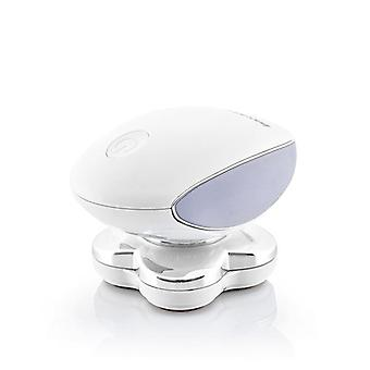 Rechargeable and painless epilator with LED