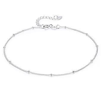 Petite chaîne pure de bracelet de cheville