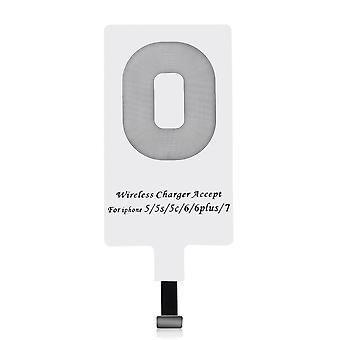 Choetech qi receiver, ultra thin wireless charging qi receiver wireless charging receiver patch modu
