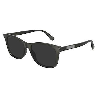 Gucci GG0936S 001 Grey/Grey Sunglasses