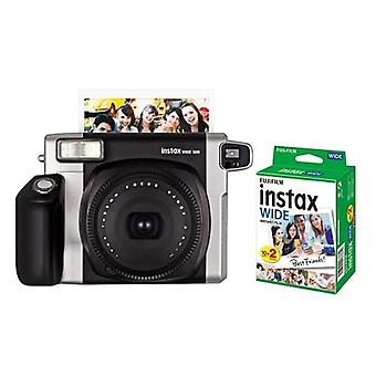 Fujifilm Instax WIDE300 Instant Camera With 20 Sheets instant Film Photo Paper