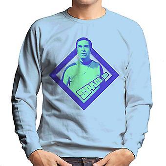 Space 1999 Commander John Koenig Men's Sweatshirt