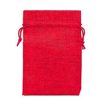 Lniane torby na zakupy - Małe torby z tkaniny dla kobiet w podróży