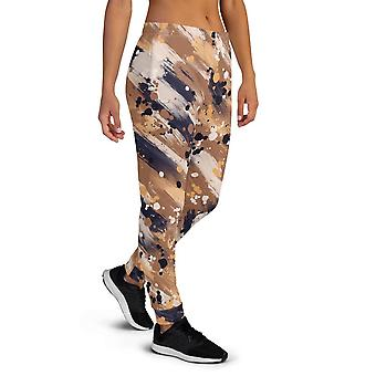 Vrouwen>apos;s Abstract Joggers