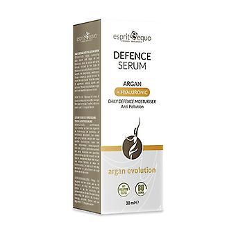 Argan evolution defense serum - anti pollution day serum 30 ml