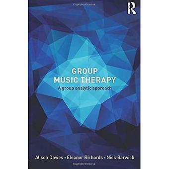 Gruppe Musikterapi: En gruppe analytisk tilgang