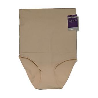 Yummie Shaper M/L Nilit Breeze High-Waist Brief Beige Shapewear 630561
