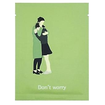 Package Don´t Worry Facial Mask 25 gr