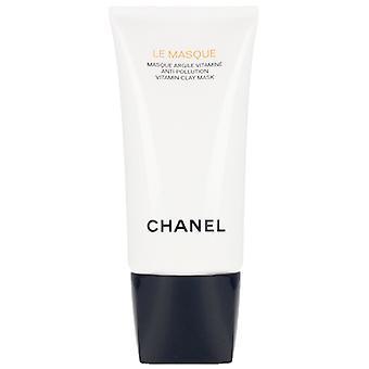 Chanel Le Masque masque Argile Vitamina Anti pollution 75 ml