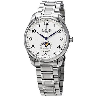 Longines Master Collection Automatic Moonphase Men's Watch L2.919.4.78.6