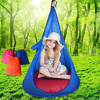 Cadeira de rede de rede para crianças swing pod
