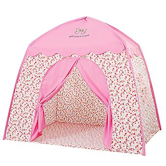 Girls Play Tent Indoor Kids Tent House Small Princess Castle Girls Tent Kids Tent House Pink