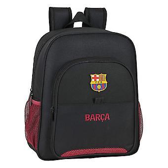 Schooltas F.C. Barcelona Zwart