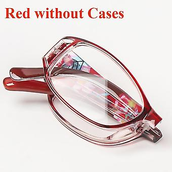 New Folding Reading Glasses With Case