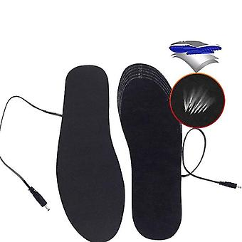 Usb Heated Shoe, Insoles Electric Foot Warming Pad