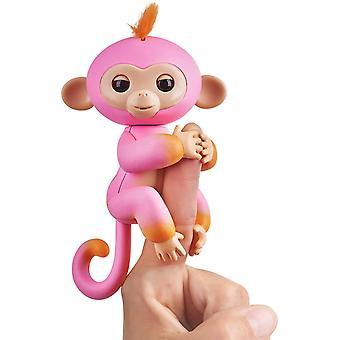 WowWee 3725 Finger lings aeffchen Summer, Pink/Orange