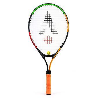 كاراكال فلاش 23 مضرب التنس للناشئين مناسبة للاعبين المنطقة البرتقالية