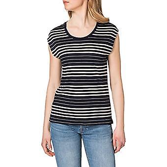 ESPRIT Collection 021EO1K310 T-Shirt, 400/Navy, XXL Women