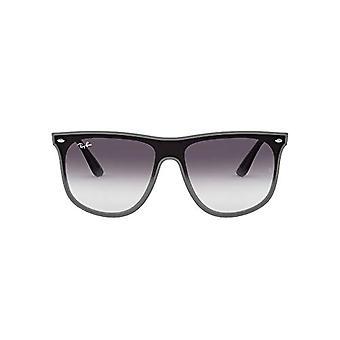 راي بان 0RB4447N النظارات الشمسية، متعددة الألوان (رمادي ديمي لامعة)، 40.0 للجنسين الكبار