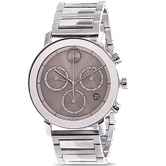 Movado Men's Bold Evolution Grey Dial Watch - 3600685