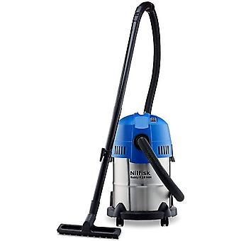 Buddy II 18 INOX EU Nass-/Trockensauger, für die Reinigung im Innen- & Außenbereich, 18 Liter