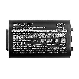 Cameron Sino Hy9910Bx Battery Replacement For Dolphin Barcode Scanner