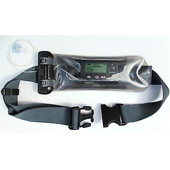 Bomba de insulina à prova d'água Aquapac / Caixa de microfone de rádio