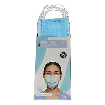 Disposable Surgical Mask Farma IIR Inca Adults (10 uds)