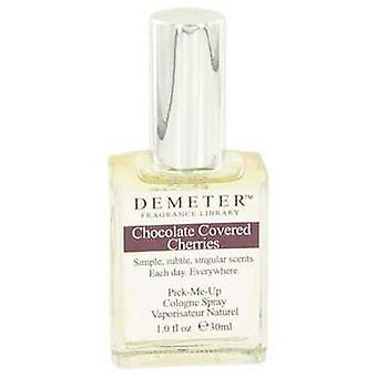 Demeter Chocolate Covered Kirsikat By Demeter Cologne Spray 1 Oz (naiset)