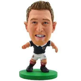 Soccerstarz Scotland Home Kit Darren Fletcher