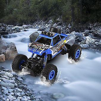 1:18 Eléctrico Todo-carretera Rey convertido en coche de subida de alta velocidad Rc Racing Rock Crawler