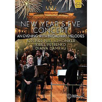Oudejaarsconcert 2019 - An Evening With Broadway Melodies DVD (2020) Regio 2