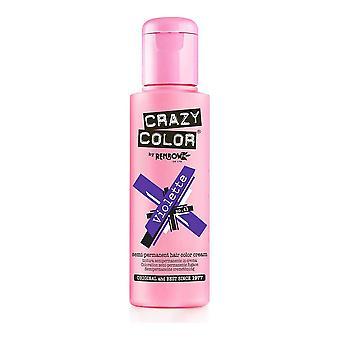 Permanente Kleurstof Violette Crazy Color Nº 43 (100 ml)