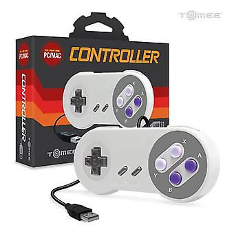 Tomee SNES Super Nintendo USB Controller